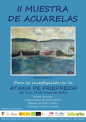 Exposición Acuarelas