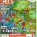 Aparición en la revista francesa Practique les Arts.
