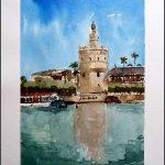 La Torre del Oro, Sevilla