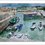 Puerto de Comillas, Cantabria