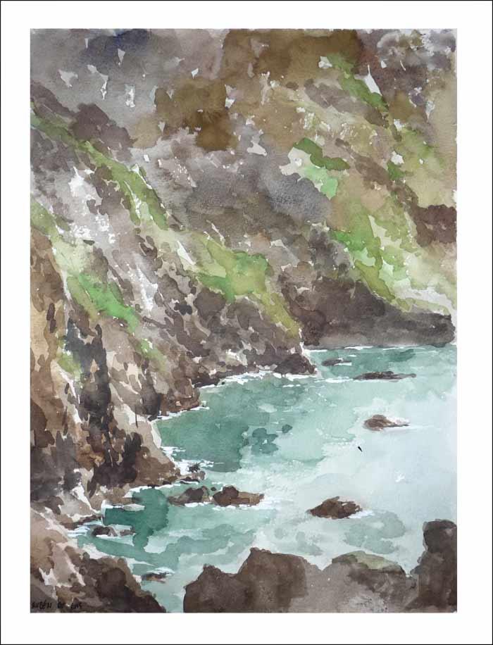 Cabo Ortegal-Galicia-A Coruña