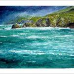 Cuadros de Marinas. Comentario sobre las marinas en mi pintura