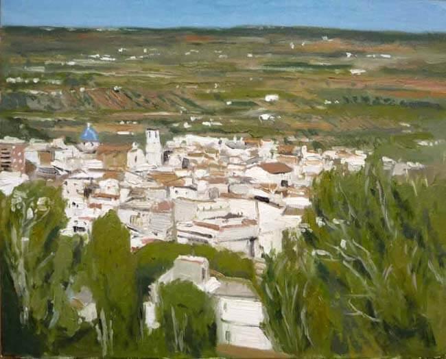 Óleo de Chiva, Valencia