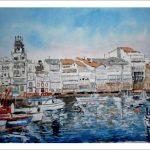 Puerto deportivo de La Coruña