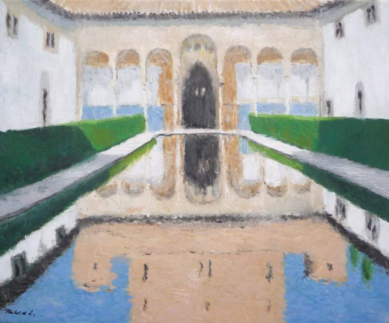 Jardines de la Alhambra de Granada
