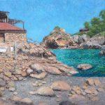 Cuadros de temas del Mediterráneo. Exposición permanente