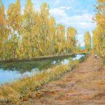 Cuadro del Canal de Castilla