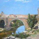 Cuadro del puente de San Martín