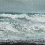 Mar Cantábrico embravecido
