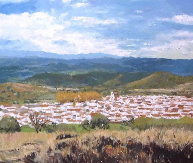 paisaje de guadalcanal