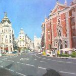 Oleo de Madrid