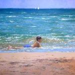 Cuadros de escenas de playa | De la realidad al lienzo