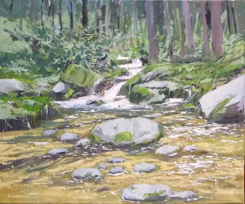 El río Lozoya