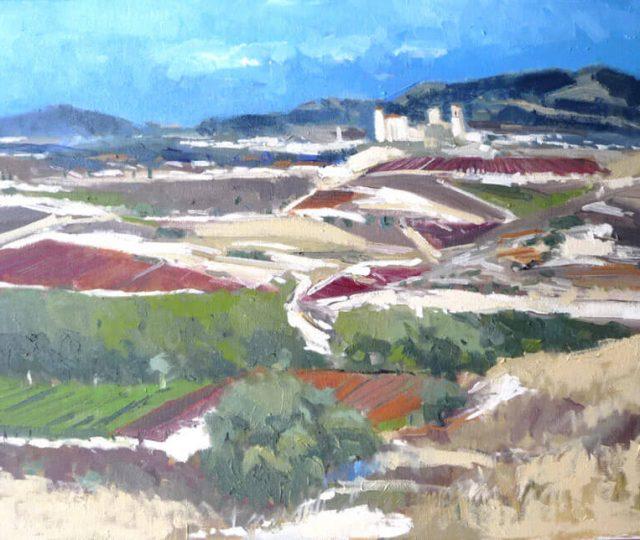 Cuadro de La Rioja