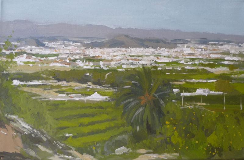 Paisaje de Murcia
