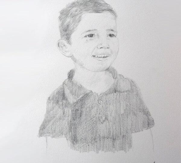 Retrato de Alonso