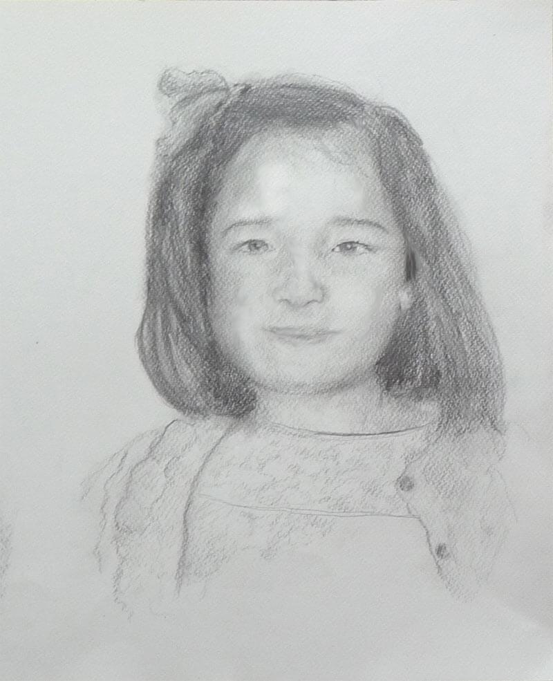 Retrato de Jimena