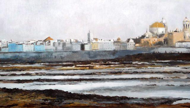 Panorámica de Cádiz.