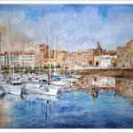 Asturias pintada | cuadros al oleo y acuarela