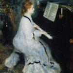 Exposición de Renoir en el Thyssen , La pintura del artista desde la intimidad.