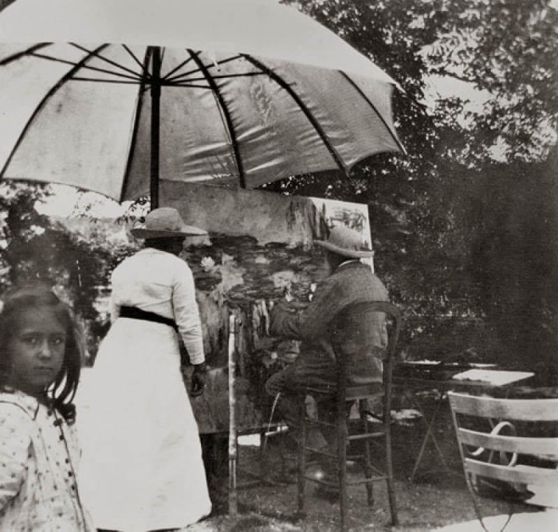 Yo Claude Monet, La película