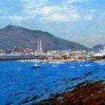 Marina del puerto de El Abra, Getxo
