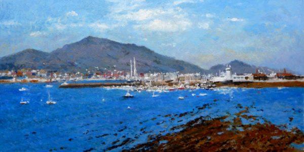 Marina del Puerto del Abra, Getxo