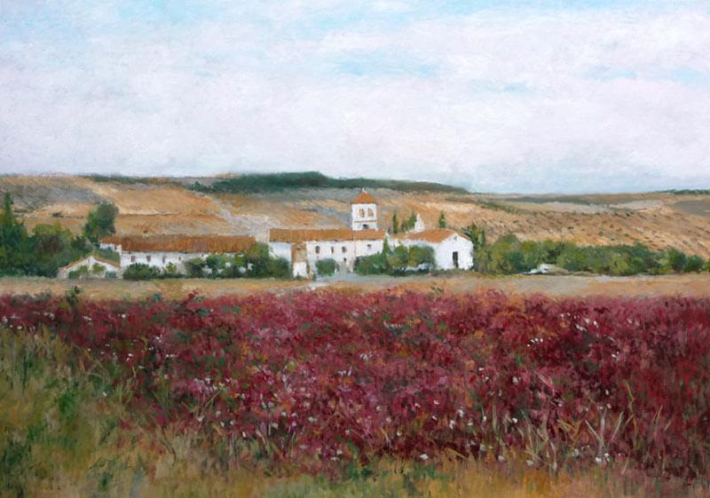 Cuadros Al Oleo De Paisajes Y Marinas De Andalucía Rubén De Luis