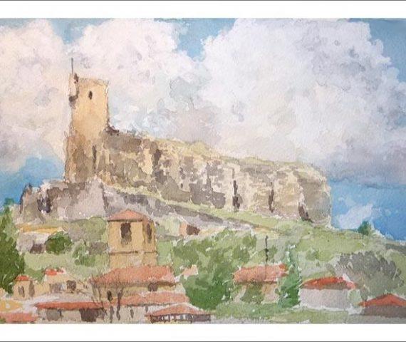 Acuarelas de Castilla la Mancha