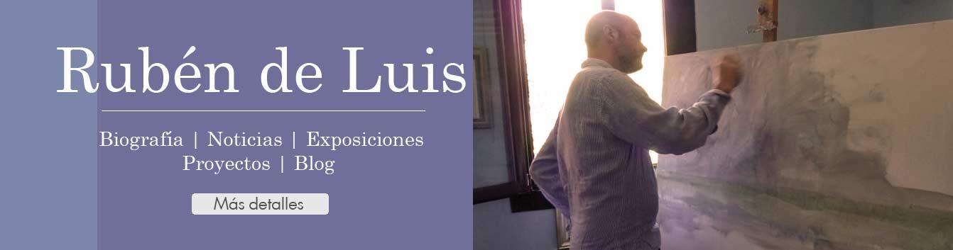 Diario del artista Rubén de Luis