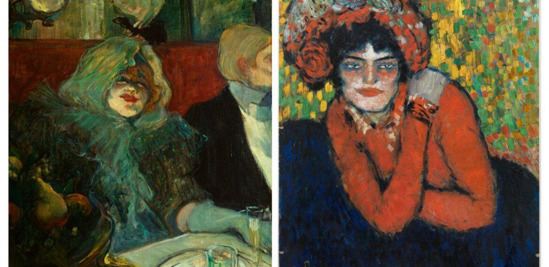 Exposición Picasso/Lautrec