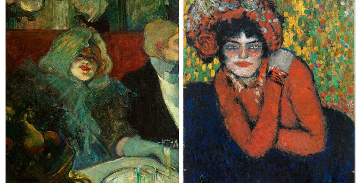 Picasso / Lautrec, exposición en el Museo Thyssen de Madrid