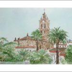 Iglesia de Almendralejo Badajoz