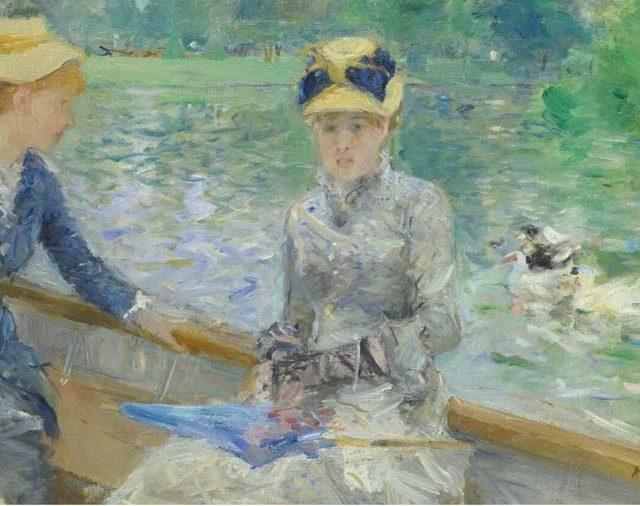 Día de verano, Berthe Morisot
