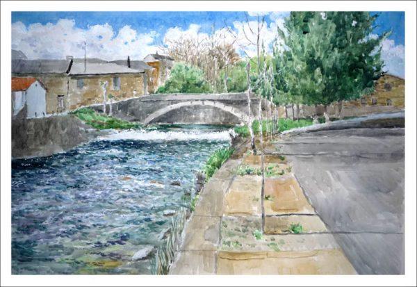Puente en Trefacio de Sanabria