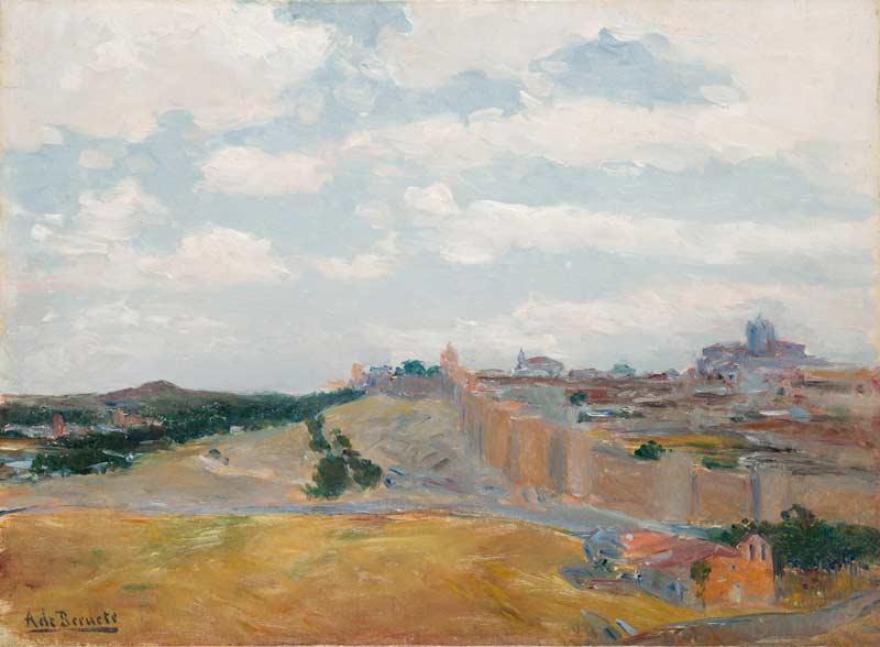 Ávila. Aureliano de Beruete