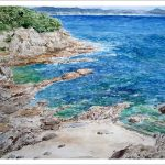 Playa de las estacas | Ares | La Coruña.