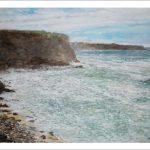 La playa de los Locos, Suances