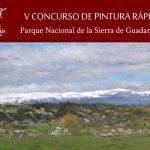 V Concurso de pintura rápida | Parque Nacional Sierra de Guadarrama