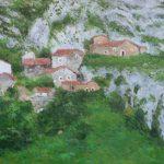 Paisaje de Bulnes, Asturias