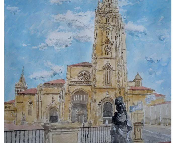 La Catedral de Oviedo y la Regenta