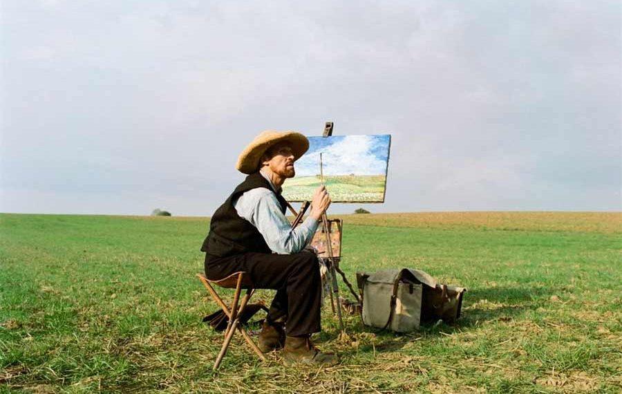 Imagen de la película Van Gogh a las puertas de la eternidad
