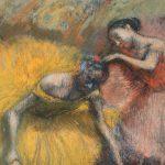 Edgar Degas | La perfección del dibujo y la línea