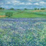 Cuadros de paisajes de flores | La perfección de la naturaleza
