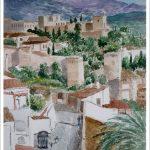 Granada desde el Albaicín