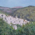Paisaje de la Alpujarra de Granada