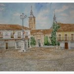 Plaza de Segovia, Navalcarnero, Madrid